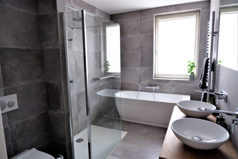 Badkamer ontwerp door BK ontwerp